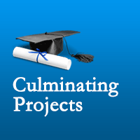 culminating projects